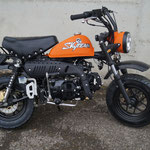 Skymini Orange & Schwarz matt R (momentan nicht lieferbar)