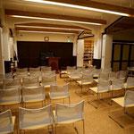 日曜学校礼拝堂・集会室