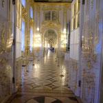 エカテリーナ宮殿廊下