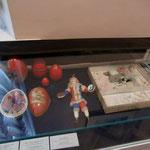 エカテリーナ宮殿ニコライ二世の子供達の玩具(十月革命で一家は殺されました)