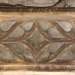 Détail du sarcophage