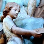 La Sainte-Famille- Jésus, enfant