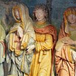 Marie, Jean et une sainte femme