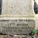 La borne Vauthier de Ville-sur-Ancre: l'inscription
