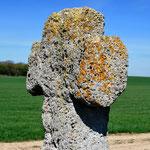 Fontaine-sur-Somme: le croisillon de profil