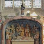 Mise au tombeau-Alllery