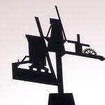 La girouette du moulin de Candas