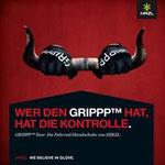 Fahrrad-Handschuhe/mehr Gripp - höhere Kontrolle