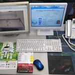 アフター バッファローBSKM203 パソコン切替器