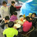 子供井戸端会議