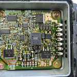 4G63T エアフロ 修理前