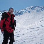 Nach einer Skitour aufs Cheibenhorn im Diemtigtal