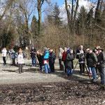 Vogelbeobachtung am Seehag 'Im Sand' (Weinreich 2015)