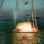 Der Beobachterballon aus dem 1. Weltkrieg
