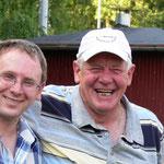 Wolfgang und Helmut Grossen