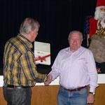 50 Jahre Mitglied seit 01.10.1965-Manfred Hesse-