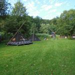 Besuch im Erlebniswald im August 2016