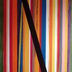 Afrika 2 (acrilico) 50 x 70 - 2009