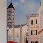 Piazza di Poschiavo, procede....... Il ricavato verrà devoluto alla Casa per Anziani di Poschiavo