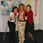 vernice 18.11.2014 (con resp. Marketing Raiffeisen Vedeggio  Sig.a Maria Dadò e Critica dell'arte Sig.a Emanuela Rindi)