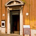 Chiesa di San Leonardo Cannaregio, sede del Art Expo Venezia 2012 dal 4 al 11 maggio 2012