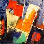 Alba1 (acrilico) 20 x 20 - 2014