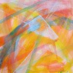 Lumiére1 (acrilico) 30x30 - 2014