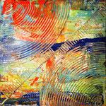 Rivelazione1 (acrilico) 20x20- 2014