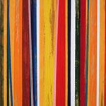 Afrika (acrilico) 50x70 - 2009 - COLLEZIONE PRIVATA