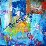NY2 (acrilico) 30x30 - 2014