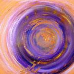 Vertige (olio su tela) 2009 - 40 x 50