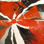 Povera Svizzera2 (acrilico) - 30x30 - 2014