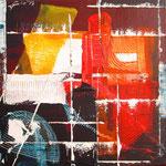 Finestre sul mondo 1 (acrilico) 30 x 30 - 2014