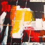 Finestre sul mondo 2 (acrilico) 30 x 30 - 2014