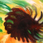 Pelton (olio su tela) 50 x 70 - 2009