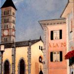 """La """"Piazza di Poschiavo"""" è terminata il ricavato verrà devoluto per la Casa Anziani di Poschiavo, affinché gli ospiti possano tutti assieme beneficiare del ricavato, godendo di una distrazione, di un diversivo o di un interessante svago collettivo"""
