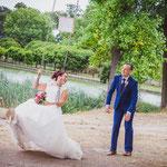 Brautpaarshooting mit Rebecca und Matthias in Lampertswalde