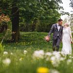 Wunderschöne Hochzeitsmomente mit Denis und Claudia in Dahlen
