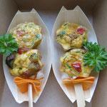 Mini Gemüse Omelette