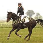 Sandra Tillmann-Heinemann auf Royal Lady CT 2