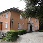 Außenansicht Ohlendorff`sche Villa