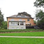 Hausansicht hinten Ohlendorff`sche Villa