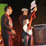 Mejor disco editado por un Bajista Nacional en 2011 y Mejor Bajista Nacional 2011