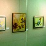 四季の会展示風景