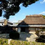 安芸市の岩崎弥太郎生家