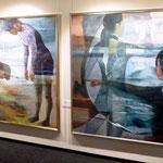 「SOUTH WIND(南風)展」での井上先生の展示作品