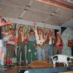 Juli 2002 - wilde Räuber