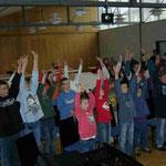 Seit April 2005 gibt es wieder einen Jugendchor