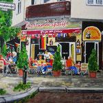 94. Restaurant Galija an der Lohmeyerstraße - verkauft -