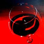 vino rosso - Acryl auf LW/KR, 40 x 60 cm